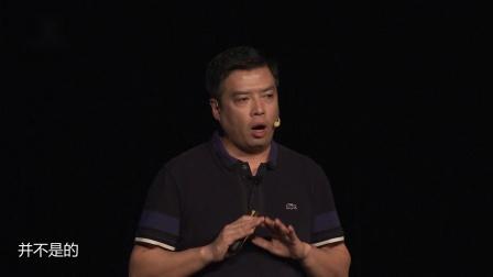 【CC演讲】蔡建奇:错误的爱护正在毁坏着我们的眼睛