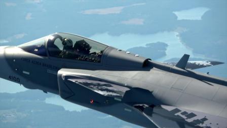 巴西空军鹰狮E战机完成首飞