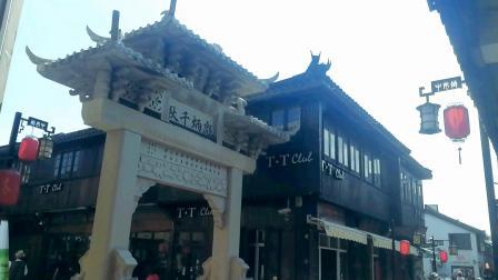 上海川沙古镇