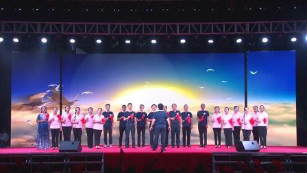 孝感市工业学校庆祝中华人民共和国成立70周年献礼