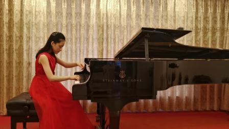 百鸟朝凤钢琴曲