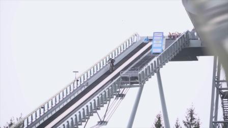 World Record Crash - Johannes Fischbach