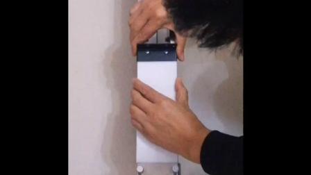喜智泊推拉窗新风机自助安装教程_0