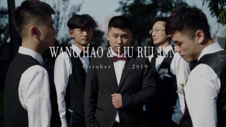 麦琪婚礼电影出品 W&L 婚礼集锦