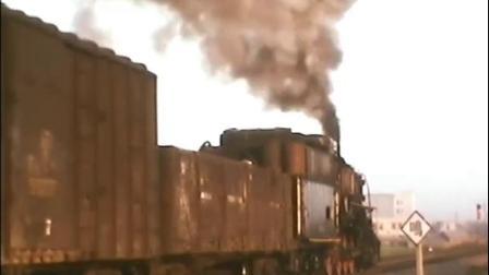 【1980中国微记录]KD7型,FD型,前进,解放,人民型蒸汽机车