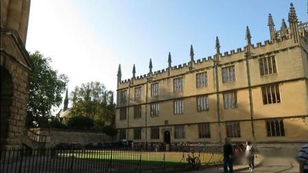 英国行—《游览牛津大学城》2019.年9月21日。