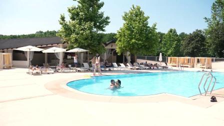 Swimming pool Serbia Camp