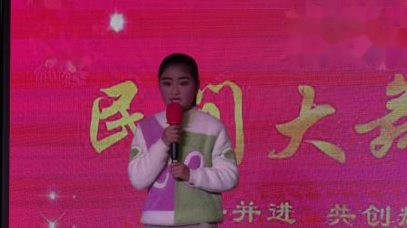 河南民间大舞台,豫剧《穆桂英挂帅》选段,郑州市张丽戏曲艺术培训中心学生王书涵演唱