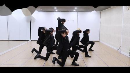 【瘦瘦717】韩国男团 OnlyOneOf - bOss 舞蹈练习室版