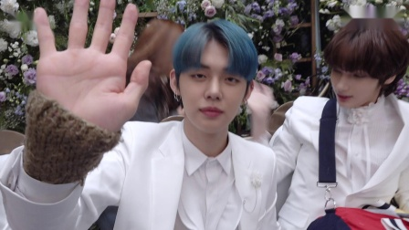 [T:TIME] Flower Party fansign event (eye contact ver.) - TXT