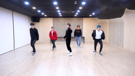 TXT 2019 SBS 歌谣大典 Performance Dance Practice