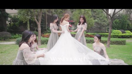 Cao+Luo婚礼即剪丨WONDERWALL