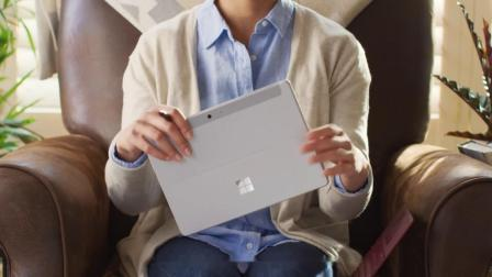 Surface Go All day power on the go