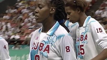 The Story of the Best Volleyball Team in Olympic History.(Arriba Cuba)