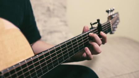 至所有孤单的人《需要人陪》治愈指弹吉他演奏