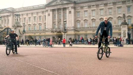 WDIT with Danny MacAskill in London