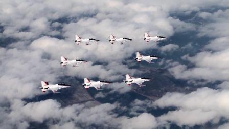 韩国空军FA-50/T-50战机宣传片