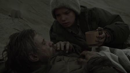 捅破人类道德虚伪的窗户纸,人类文明毁灭,父子二人艰难生存