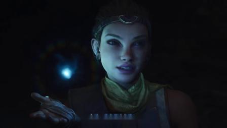PS5 虚幻引擎5 Unreal Engine 5 实机演示 中英字