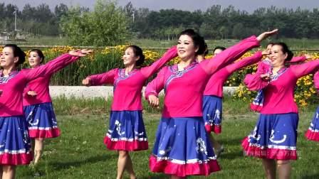 舞蹈《美丽草原我的家》