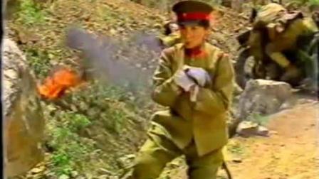 得意忘形日军女反派走投无路剖腹自杀 恶有恶报