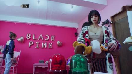 中字1theK邀请BLACKPINK来玩《采访监狱》