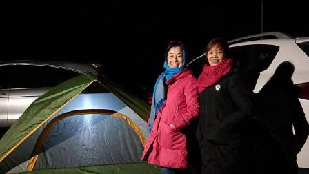 自驾游—露营天湖