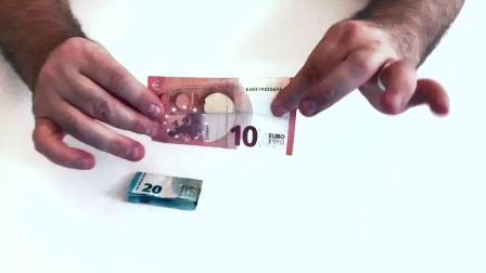Magic Money by Mickael Chatelain