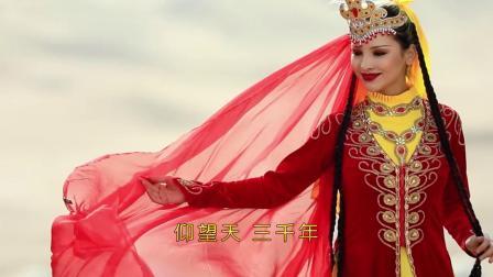 刘书先声乐作品《啊 胡杨》--郭建宁演唱--爱如昙花推荐