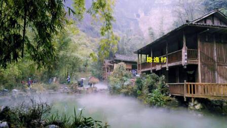 重庆酉阳桃花源景区(重庆之旅-8)