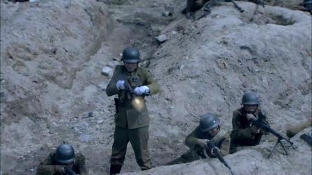 雪豹:国军竟被100人日军追击,周卫国带领一个团兵力,全部击退追击的日军