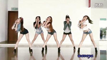 【】SNSD - I GOT A BOY (Waveya ver) (Dance Practice)