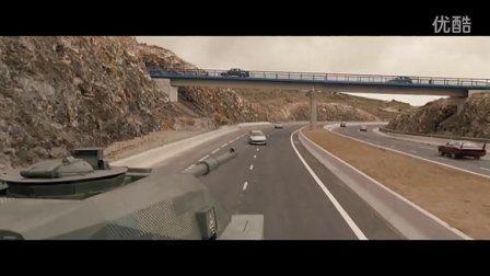 速度与激情 6 电影预告片