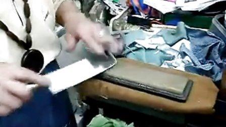 香港陈华记利器专门店_华叔磨刀经验访谈(整辑版)