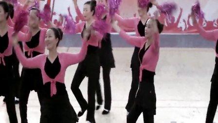 """来凤县2013年庆""""三八""""广场舞大赛"""