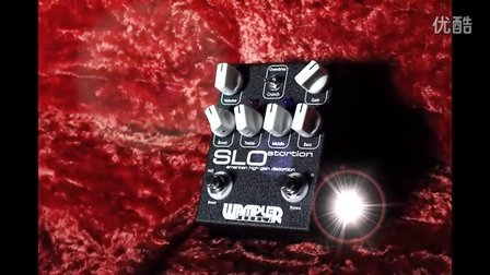Wampler SLOstortion Guitar Pedal