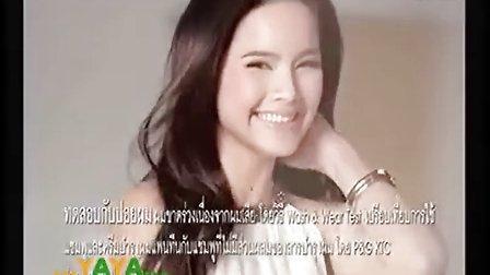 20130318 Yaya泰国潘婷Pantene Pro V防脱发洗发水系列广告