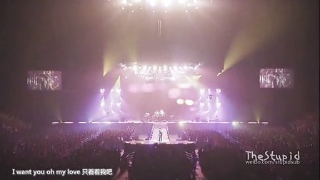The Stupid ★ [中字] COME ON TOUR 2012 CNBLUE