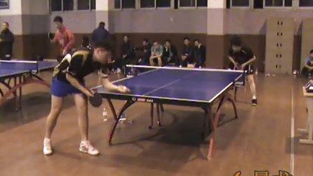 1╱4决赛:欧尚家居队.印鹏(江苏青年队)vs开心乒乓队.划空
