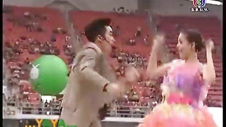 20130406 3台足球赛Nadech Yaya Boy Margie表演歌曲体谅