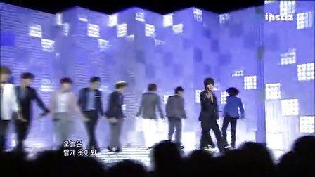 110807.SBS人气歌谣.SJ_Comeback-Mr.simple