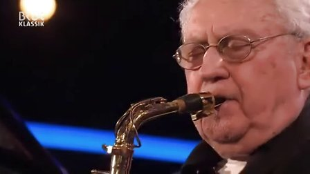 Lee Konitz New 4tet - Jazzwoche Burghausen 2012音樂會