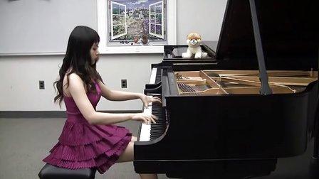 徐瑞希14岁演奏贝多芬D大调第15号奏鸣曲, 作品 28