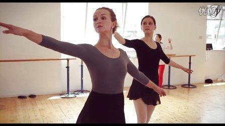 俄国成人芭蕾课视频 1 芭蕾普及