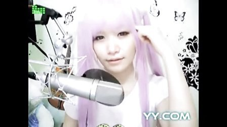 2013年6月14日 风小筝(COS小狐仙)直播录像