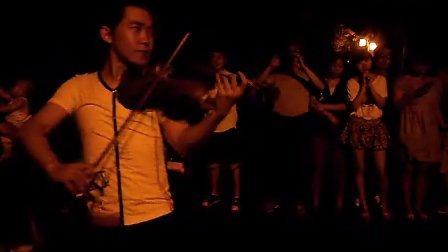 在水一方 流行乐曲13 二重奏 小提琴 张扬 吉他 TONY CHENG