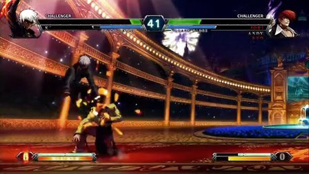 【KOF13】第1回大会 in 札幌 キャッツアイ麻生店 予選Aブロック
