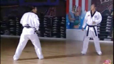 【侯韧杰  TKD  教学篇】之 跆拳道初级教程