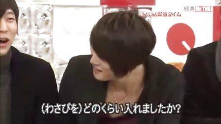 [中字]48分57秒全完整版MUSIC JAPAN 东方神起SPECIAL