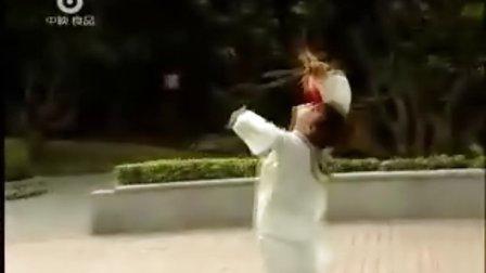 马畅演练陈式太极剑